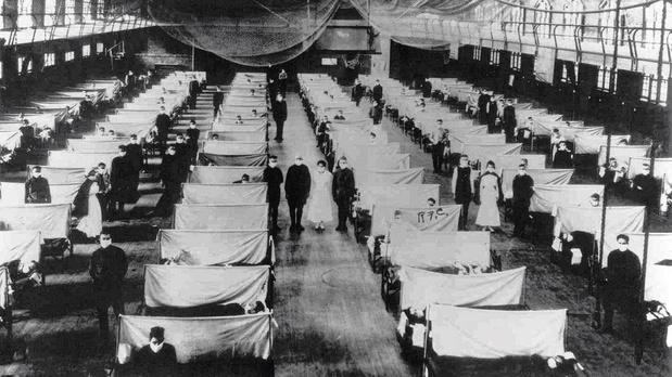 Coronavirus, Sras, pestes, grippe espagnole... la perpétuelle peur ...