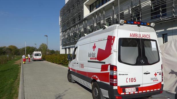 Rode Kruis Harelbeke strijdt mee tegen het coronavirus