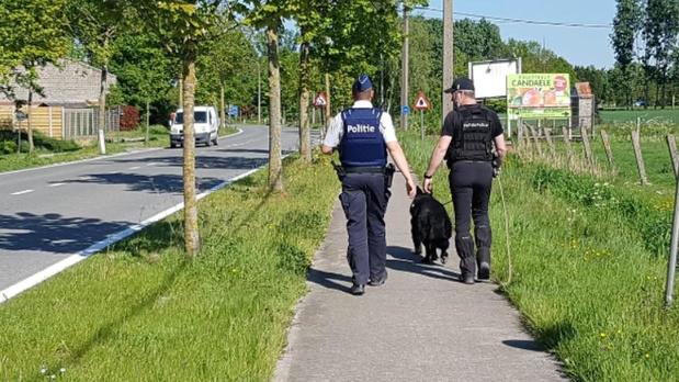 """Vermiste man op wandel was zich van geen kwaad bewust van politiespeurtocht: """"Ik had gewoon goeie benen"""""""