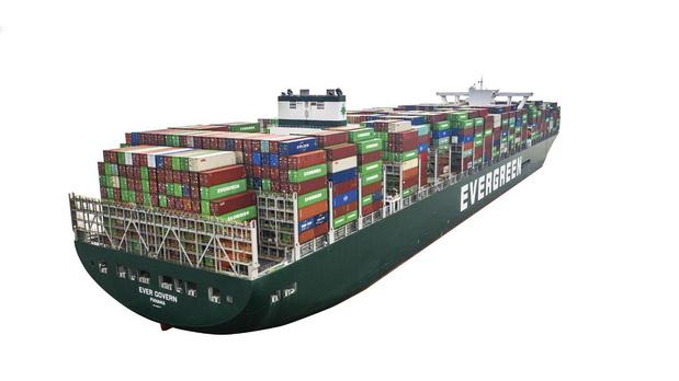 Un porte-conteneurs qui a bloqué 10% du trafic maritime mondial pendant six jours