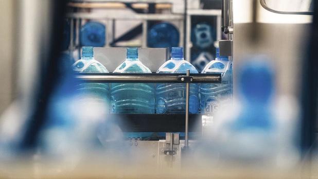 Sipwell, une société 100% belge, leader du marché de la fontaine d'eau