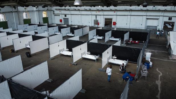 MSF à Bruxelles : 37% de contamination au Covid sur seulement 57 tests effectués