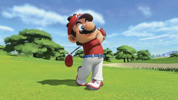 [le jeu de la semaine] Mario Golf: Super Rush