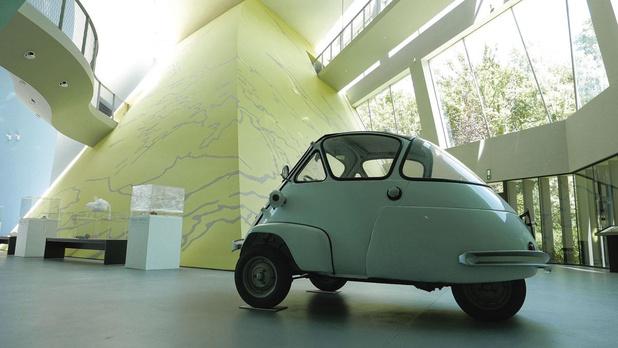 Tintin en bagnole