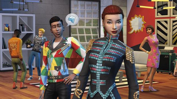 Mode: la sphère fashion prend d'assaut le monde du gaming