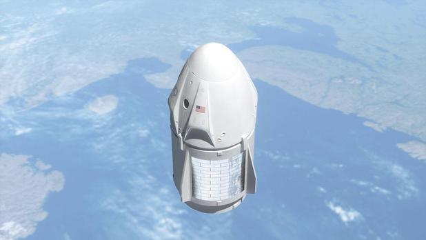 SpaceX lance sa première mission de tourisme spatial de 3 jours