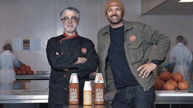 Ruta & Baga: Chouke, les soupes et sauces fraîches