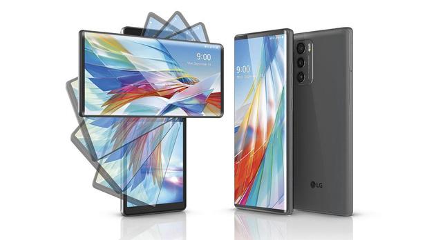 LG voit double
