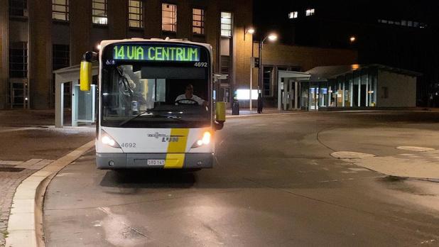 Bussen van De Lijn rijden wel in Brugge