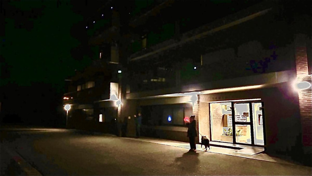 VIDEO Welgemeend applaus voor de hulpverleners in Assebroek