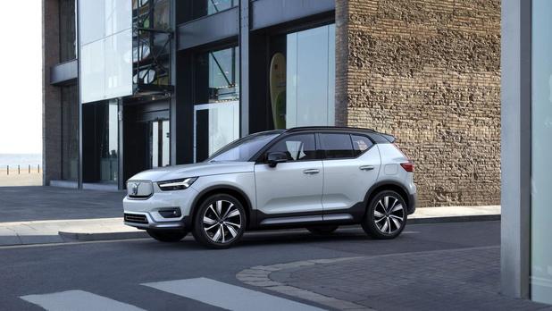 Des Volvo électriques construites à Gand