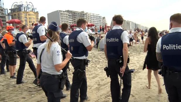 """Blankenberge verweert zich: """"Ons strandplan werkt wel"""""""