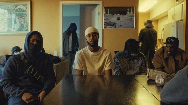 "[l'album de la semaine] Mustafa - ""When Smoke Rises"": poetic justice"