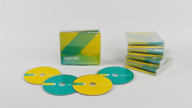 Beste club tracks staan gebundeld op 'Serious Beats 95'