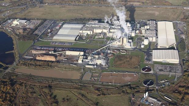 UPM a finalisé la vente de son usine galloise de papier journal