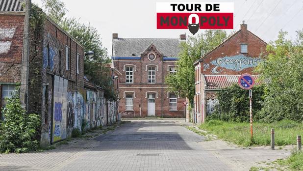 TOUR DE MONOPOLY (4): Rondhangen in een spookdorp en naar Buitenland
