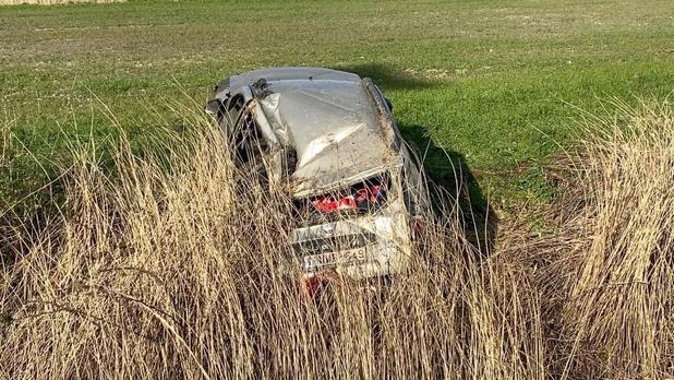 Twee gewonden bij ongeval in Oudenburg