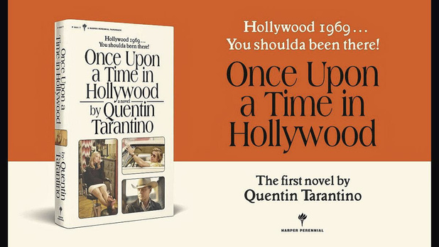 2. Once upon a Time in Hollywood: A Novel