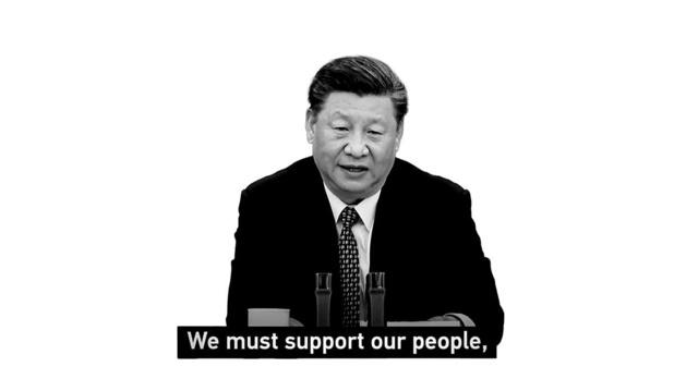 Xi Jinping - Secretaris-generaal daagt uit
