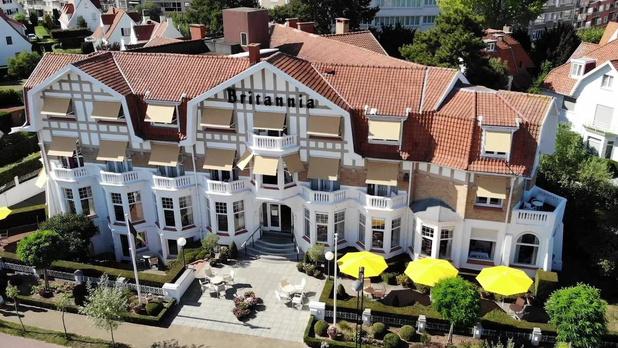 Stefan wil hotel Britannia in Knokke verbouwen tot 4-sterrenhotel: hele inboedel te koop