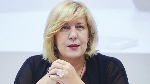 Europees Commissaris voor de mensenrechten Dunja Mijatovic