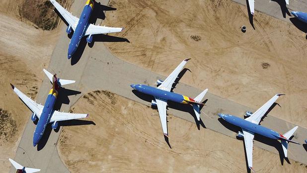 Le 737 Max de retour à la fin de l'année