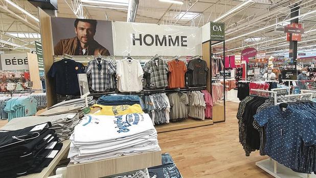 Commerce Hybride: C&A et Kiabi dans les hypermarchés Cora