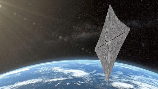 Voyage interstellaire à bord d'un voilier solaire, possible grâce à une méthode belge?