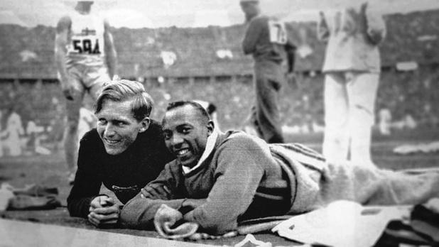 Jesse Owens-Luz Long, le temps d'une étreinte