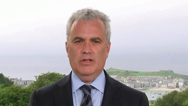 De coördinator van de strijd tegen de pandemie in het Witte Huis, Jeff Ziens. Europeanen mogen vanaf november weer naar de VS reizen