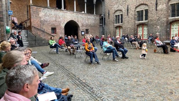 Beiaardconcent voor betreurde Emmy De Vos in Brugge