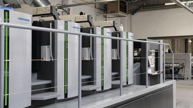 Buroform investit deux millions d'euros dans une nouvelle presse offset