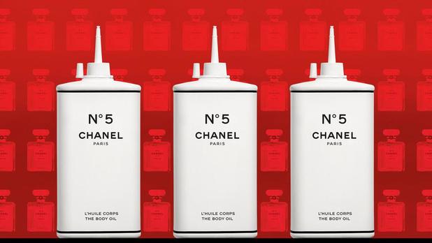 Chanel lance 17 produits uniques pour fêter le N°5