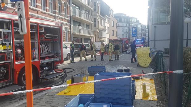 Chloorgasdampen ontsnappen uit zwembad van Oostends hotel, technicus naar ziekenhuis