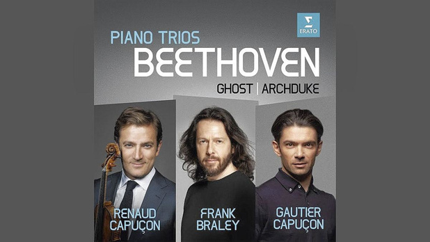 Pianotrio de Ludwig Van Beethoven