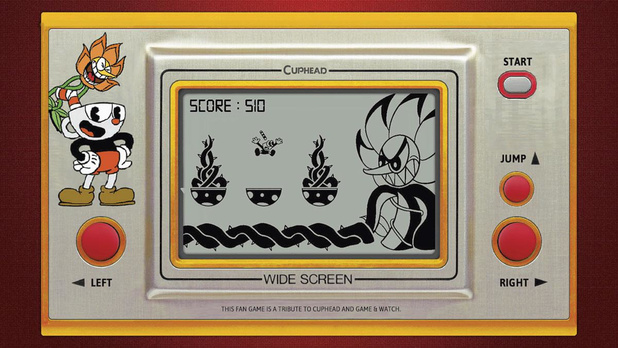 Cuphead: Game & Watch Edition