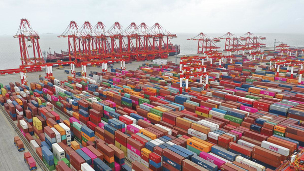 Covid: l'économie en Chine résiste à la pandémie contrairement à l'Europe