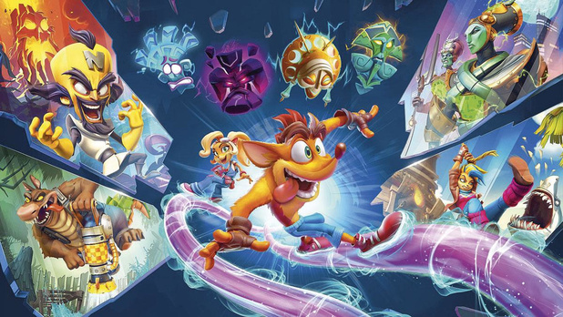 4. Crash Bandicoot 4