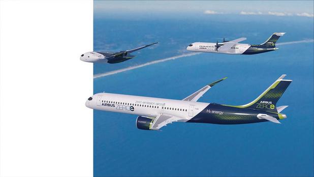 Aviation: un ciel plus vert, une question de survie