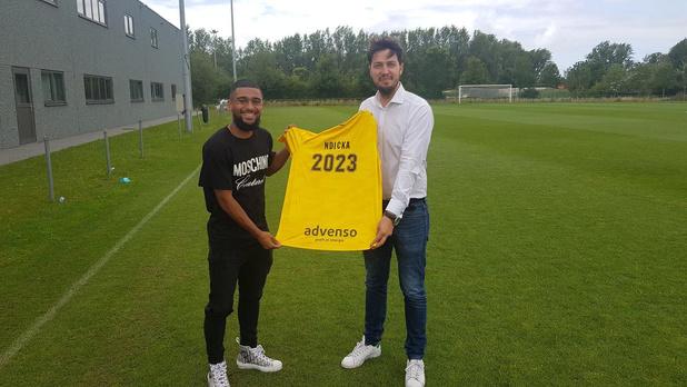 KV Oostende haalt met Theo Ndicka opnieuw jeugdproduct van Lyon