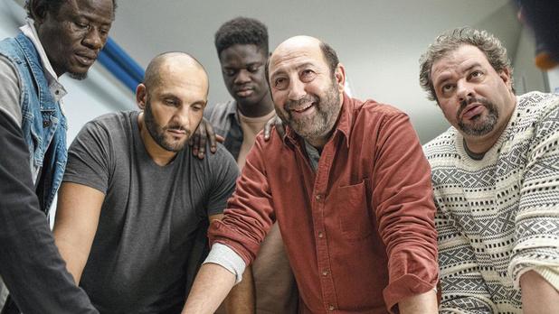 Un triomphe: Kad Merad, acteur en prison