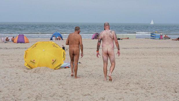 Rechter mild voor zestiger uit De Haan die naakt lag te zonnen in duinen