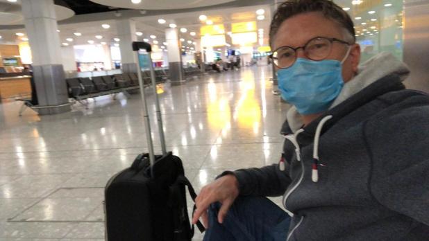 Vier Kuurnenaren zijn er dan toch in geslaagd om Nicaragua te verlaten
