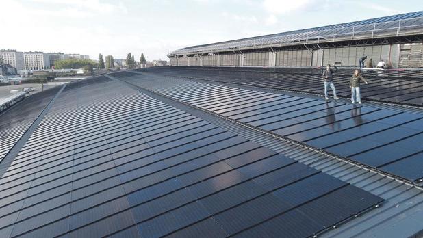Quand l'énergie solaire enrobe le patrimoine