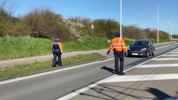 108 GAS-boetes voor ongewenste bezoekers in Blankenberge
