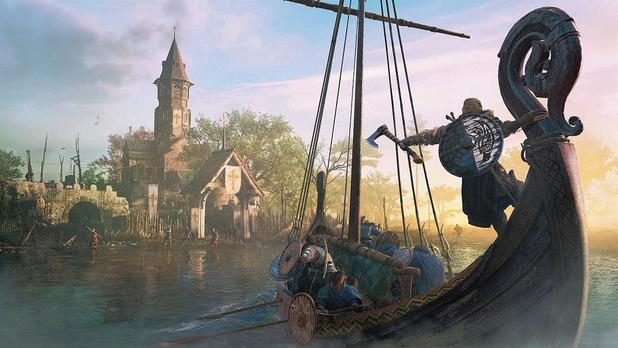 Toutes les infos sur mise à jour 1.0.4 — Assassin's Creed Valhalla
