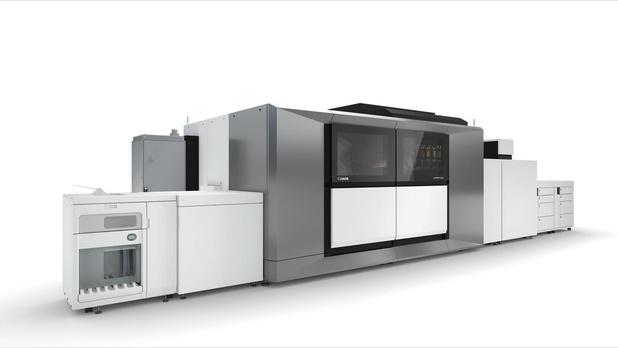 Canon lance de nouvelles imprimantes feuilles à jet d'encre