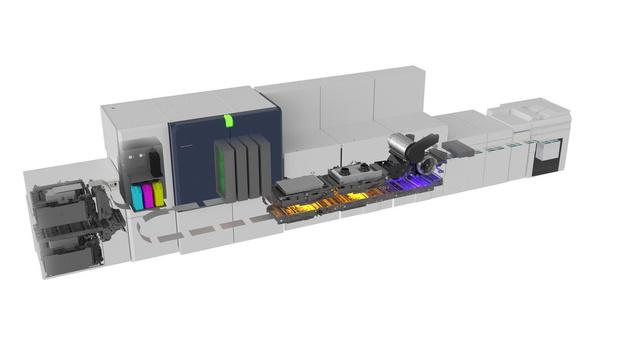 Meer toepassingen voor Xerox Baltoro inkjetvellenpers