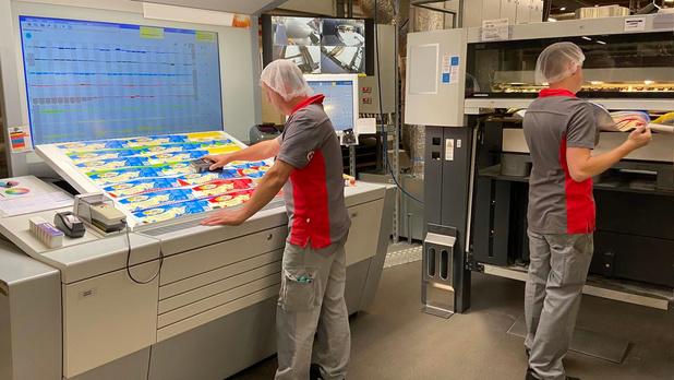 Belgische printmediasector krimpt met 16 procent in coronajaar