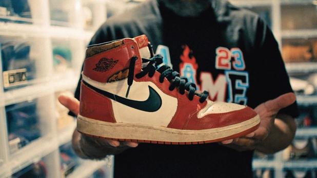 [à la télé ce soir] Air Jordan: l'histoire d'une basket culte